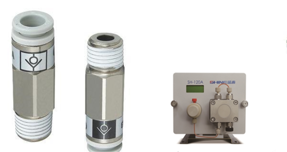 How to dismount check valve of ion chromatography pump