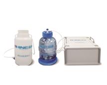 Hydroxygen ion chromatography system