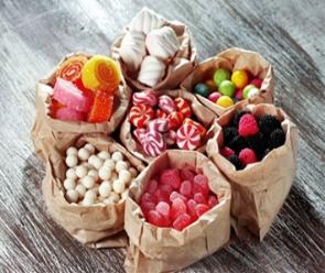 Various phosphate in food