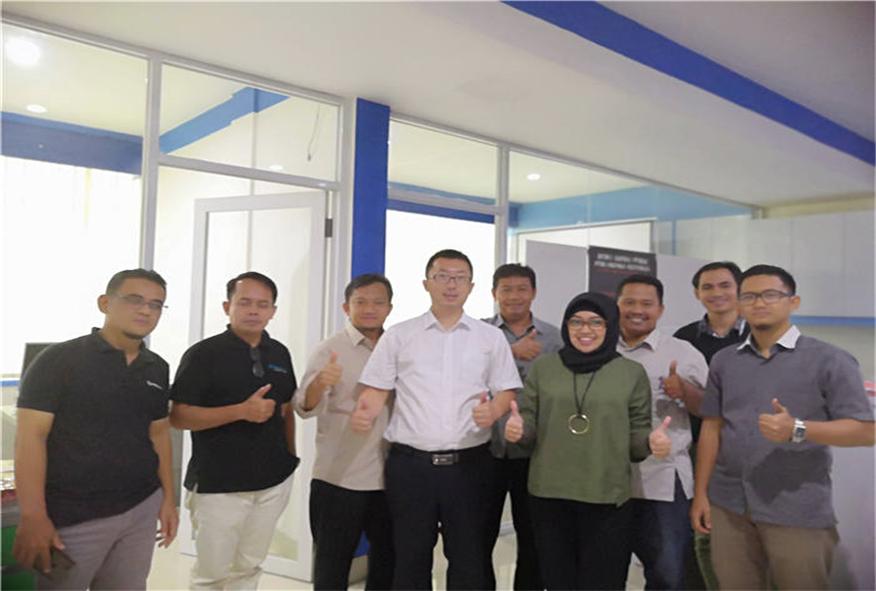 Indonesia customer