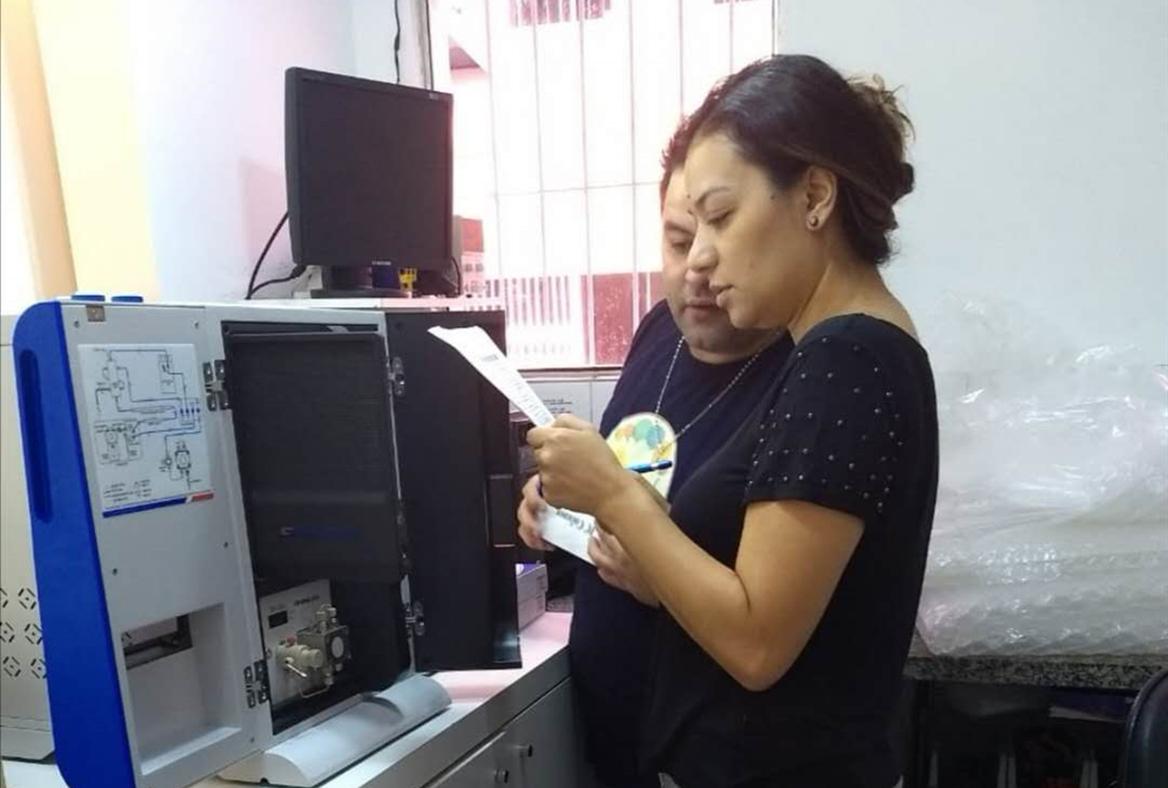 Brazil customer