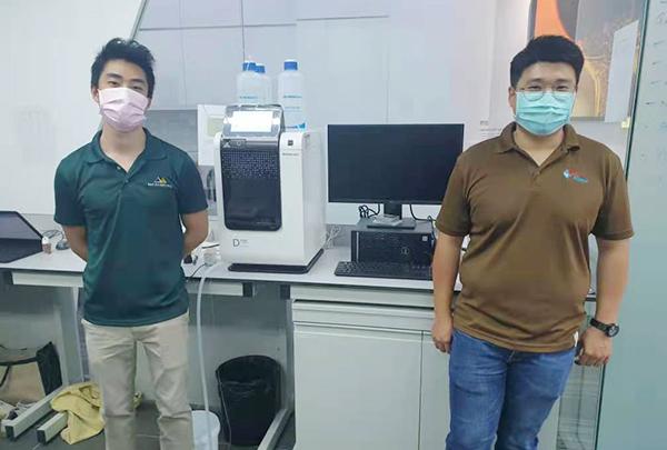 Malaysia customer