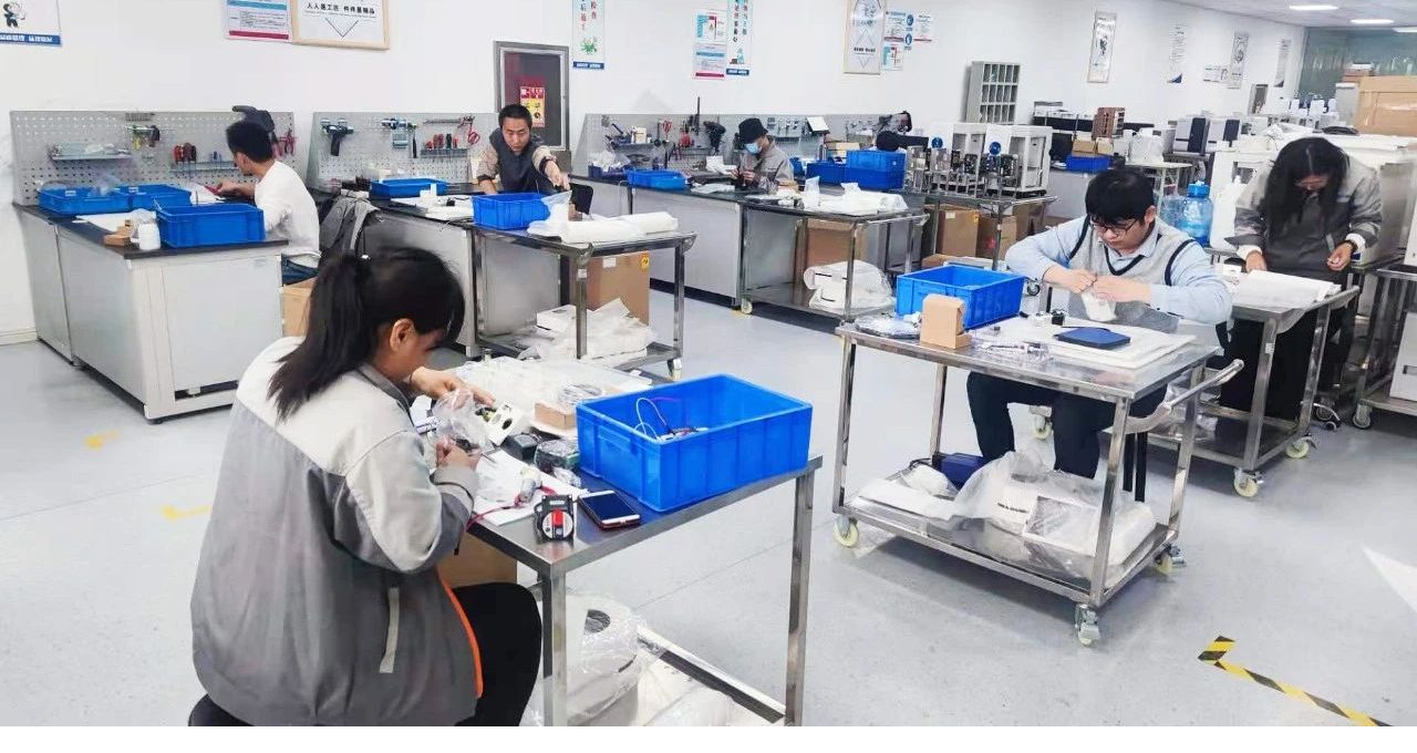 Manufacturing department of SHINE holds 2021 professional skills competition