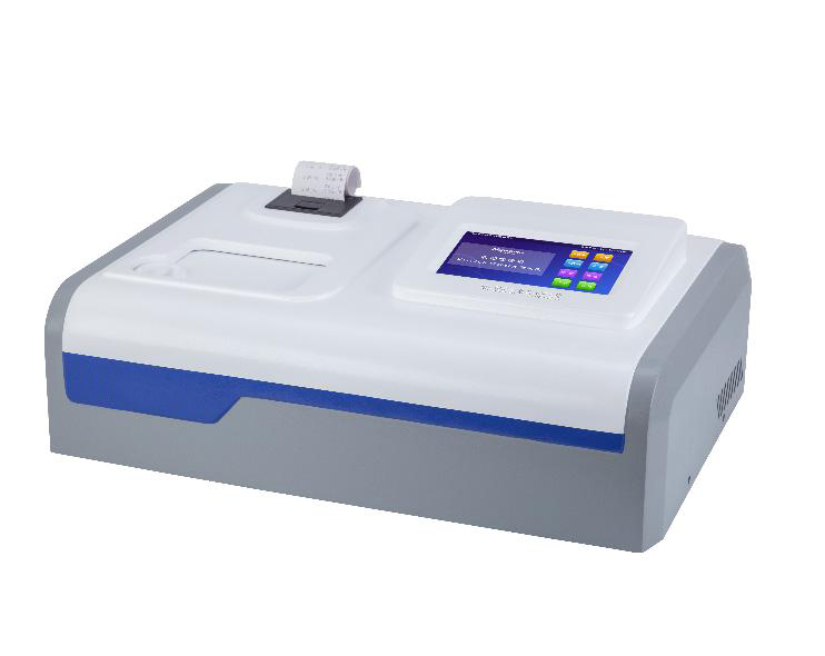 Infrared spectrophotometry oil measuring instrument
