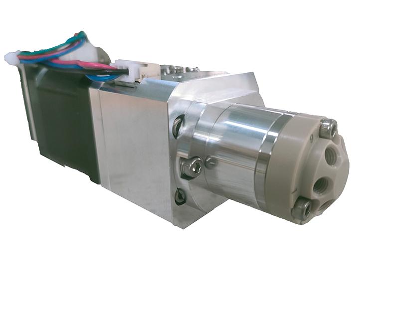 Six-way valve